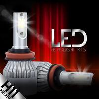 XENTEC LED HID Headlight Conversion kit H11 6000K for Hyundai Veracruz 2007-2012