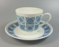 ROYAL TUSCAN CHARADE COFFEE CUP AND SAUCER (PERFECT)