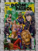 Doom Patrol The Weight of the Worlds (2019) DC/Young Animal - #1, Gerard Way, NM