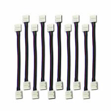 Pièces et accessoires connecteurs RGB/LED LED pour éclairage intérieur