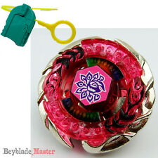 Fusion Beyblade Masters Metal BB-100 Evil Befall/Killer Beafow w/ Power Launcher