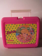 Barbie Hollywood Lunchbox, No Thermos! (Used) 1988.
