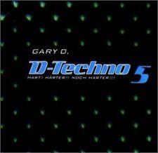 D-Techno 05 (2001) Warp Brothers, Miss Shiva, Phil Green, Gary D., Frag.. [3 CD]