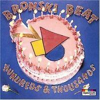 Bronski Beat Hundreds and thousands-The Remix plus [CD]