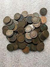 1861-1909 Indian Head Penny Lot - 1 Indian Head Penny Per Lot! Special Bonus