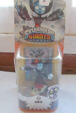 New Skylanders Giants Hex Lightcore Activision Action Figure + Trading Card