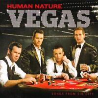 HUMAN NATURE Vegas Songs From Sin City CD BRAND NEW