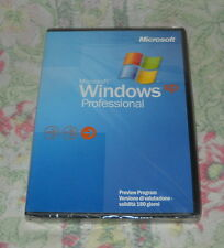 WINDOWS XP PROFESSIONAL ITALIAN DIRECT CD VERSIONE DI VALUTAZIONE E85-00276