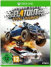 Flatout 4 - Total Insanity (Microsoft Xbox One, 2017)