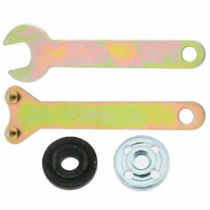 4pcs Replacement Metal Angle Grinder Wrench Flange Nut Spanner Hand Tool New