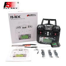Flysky FS-i6X 2.4G 10CH RC Transmitter + FS-iA6B Receiver Set for RC Quadcopter