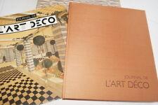 JOURNAL DE L'ART DECO 1903-1940 BOUILLON SKIRA 1988 ILLUSTRATIONS PARIS VIENNE