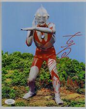 Ultraman Bin Furuyn Signed Autograph JSA COA 8 x10 photo