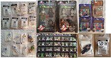 65 Minimates Ghostbusters MISB MOSC 50 Figures TRU Exclusives Rare SDCC Lot Set