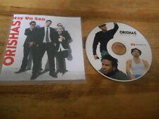 CD Ethno Orishas - Hay Un Son (1 Song) Promo EMI Cuba