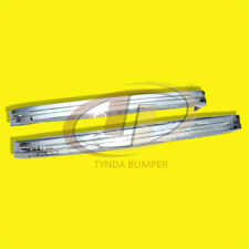BUMPERS VW Karmann Ghia 1972-1974 Stainless steel POLISHED 304