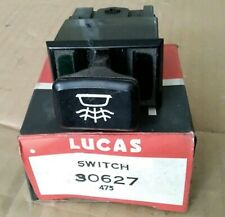 Austin Morris Rover BMC Vauxhall Foglight Fog Light Switch Lucas 30627 NOS