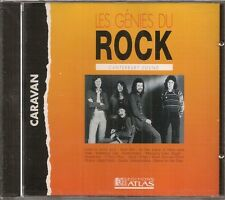 MUSIQUE CD LES GENIES DU ROCK EDITIONS ATLAS - CARAVAN CANTERBURY SOUND N°49
