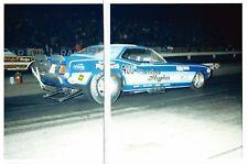 "70's Drag Racing-Candies & Hughes'70 Cuda AA/FC vs 68 Dart"" RAPID TRANSIT Dodge"""