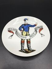 Decorative Plate 1880 Hitching Post Approx