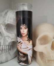 Rustbelt Cooperative Celebrity Prayer Candle Cher