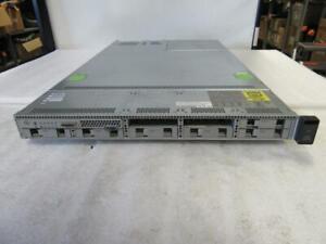 Cisco UCS C220 M3 Dual Xeon E5-2609 V2 2.50GHz 144GB No HDD Rack Server