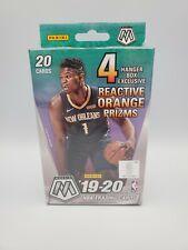 2019-20 Panini Mosaic NBA Basketball Trading Cards Hanger Box - Ships Same Day