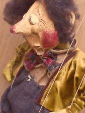 Marionette Biertrinker