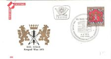 Austria 1973 Coat of Arms Viennese Tanners First Day Cover (SC# 951)