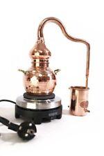 """""""CopperGarden®"""" Destille Alembik 0,5L 500W electric ✿ legale Schnapsbrennerei"""