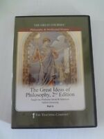 The Great Ideas of Philosophy 2d Edition Part 4 The Great Courses Philosophy DVD