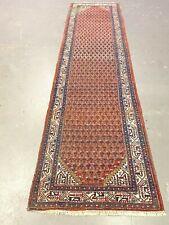 antiques-swiss****** Beautiful Antique Indo MIR Sarugh runner  2`9 x 10`4  ft