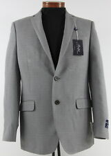 Men's RALPH LAUREN Gray Silk Wool Jacket Blazer 36S 36 Short NWT NEW Slim Fit