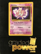 Pokemon Black Star WB Movie Promo MEWTWO 3 NM / NM-