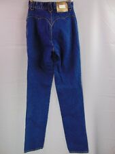 Lawman Western Denim Riding High Waist Jeans Cowgirl Rodeo Women's Size 1