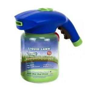 UK  HYDRO MOUSSE HOUSEHOLD SEEDING SYSTEM LIQUID SPRAY SEED LAWN CARE-GRASS UK