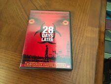 28 Days Later (DVD, 2003, Widescreen Lenticular)