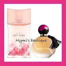 Lot de 2 des meilleurs parfums femme Avon : SOFT MUSK + FAR AWAY ! BestSellers!