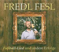 """FREDL FESL """"FUßBALL-LIED & ANDERE ERFOLGE"""" 3 CD BOX NEU"""