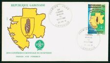 Mayfairstamps Gabon 1981 Scouts 28th Conference First Day Cover wwo1473