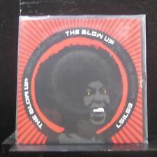 """The Blow Up - Microscope / Suicide Door 7"""" Mint- ES7157 Vinyl 45 2001 Gray"""