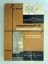 Complementi di matemetica - Federico boari