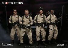 GHOSTBUSTERS 4 figure Special Pack Slimer BLITZWAY 1/6 Scale Figure UK DUE 2017