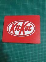 Vintage KitKat Tin Hinged Lid Collectable Kitchenalia Home Decor Display