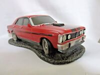 Ford Falcon GTHO Track Red Scale Model New in Box Fact 2nd Drag Rodz Family Road