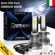 Coppia H7 110W 20000LM 6000K CANBUS Lampade A LED Da Auto Fari Lampadine Bianca
