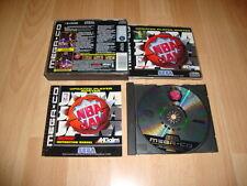 NBA JAM DE MIDWAY - ACCLAIM PARA LA SEGA MEGA CD MEGA-CD USADO COMPLETO