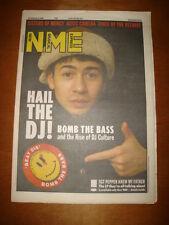 NME 1988 FEB 27 BOMB THE BASS SGT PEPPER AZTEC CAMERA