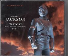 Michael Jackson  - HIStory: Past, Present and Future, Book I 2 CD 1995 BANNED