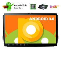 "9"" Android 9.0 Car Radio Stereo GPS Multimedia WiFi for VW Passat B6 Golf MK6 E"